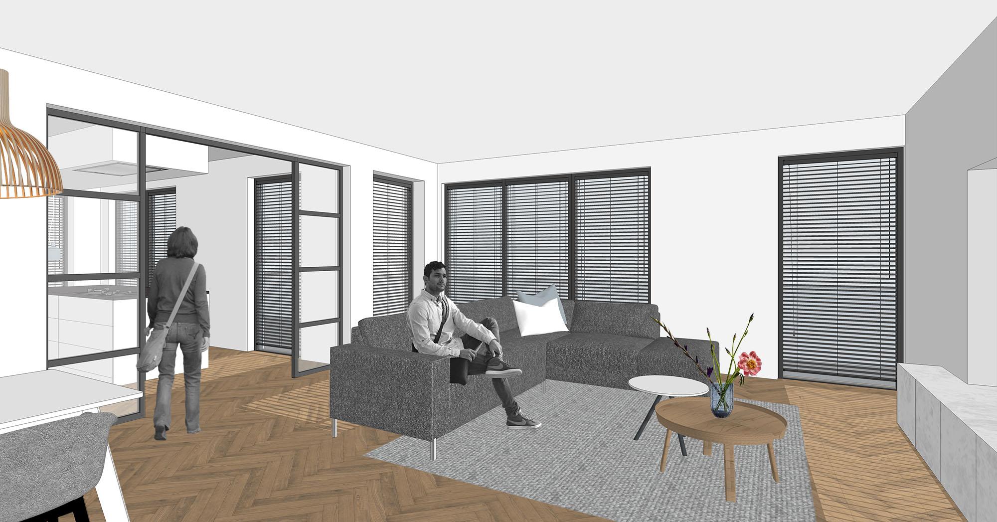 Interieurontwerp den haag u2014 atelier perspective